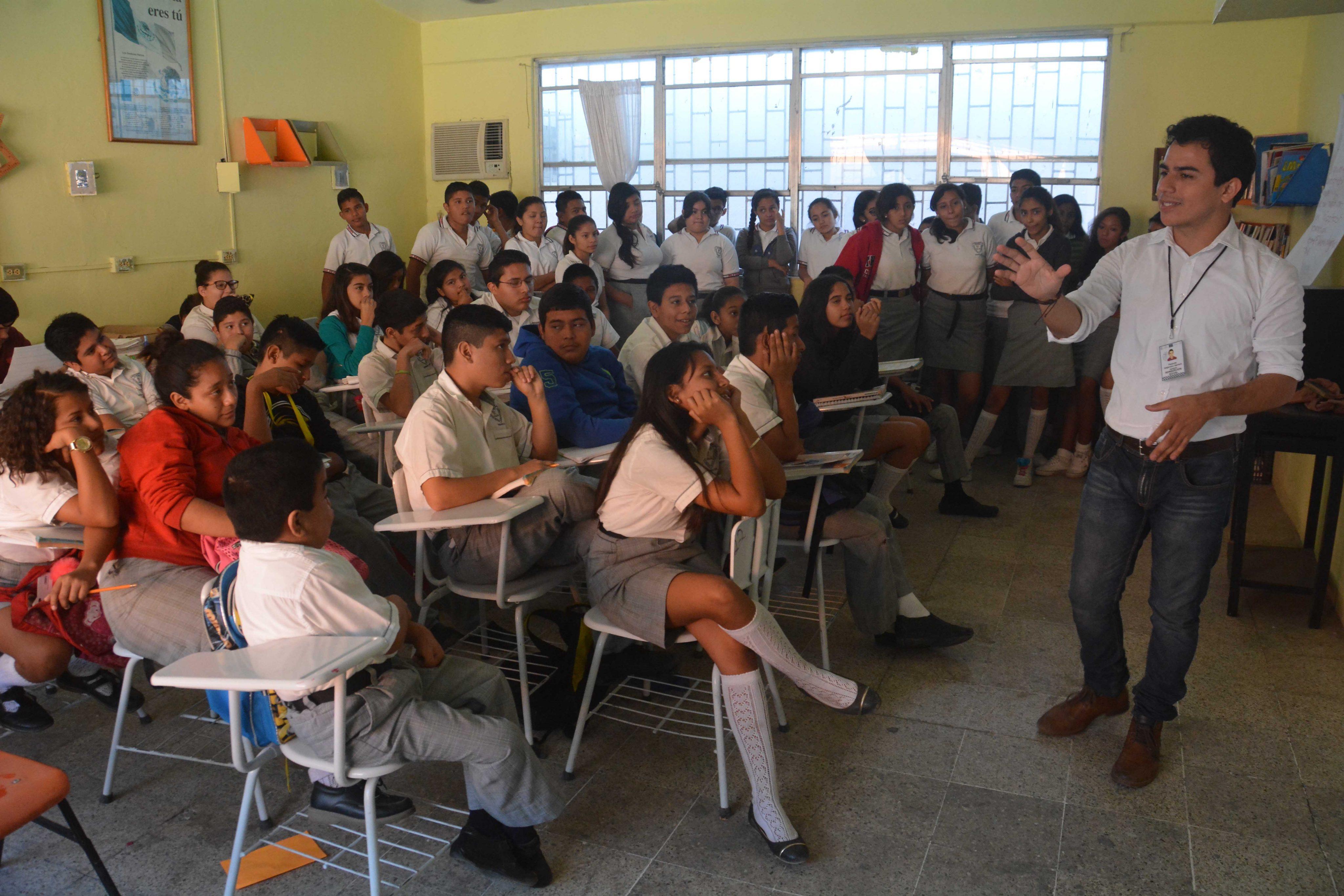 Aplican acciones para la sana convivencia escolar en ... - photo#48