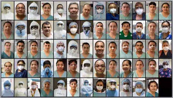 """Equipo multidisciplinario brinda atención a pacientes Covid en el CAE """"Dr. Rafael Lucio"""""""